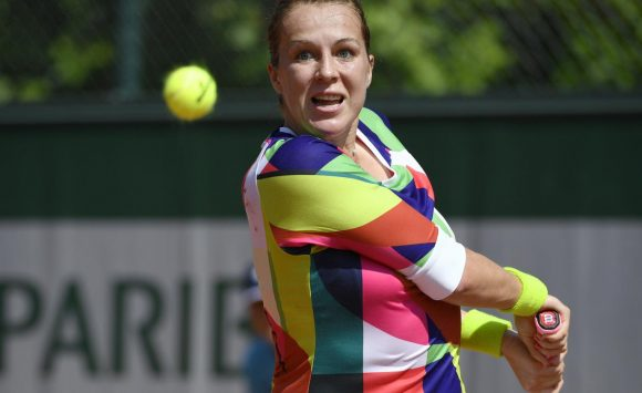 EN IMAGES. Zébrées, fluo, colorées… Ces tenues quise font remarquer à Roland-Garros