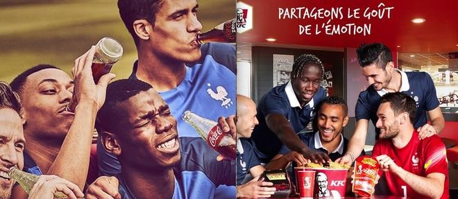 Euro 2016 : les excellents conseils en diététique – ou pas – des joueurs…