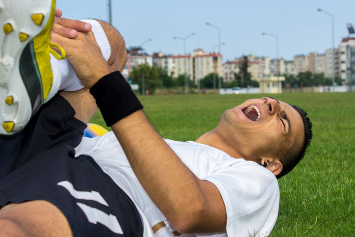 10 blessures sportives traitées par l'homéopathie