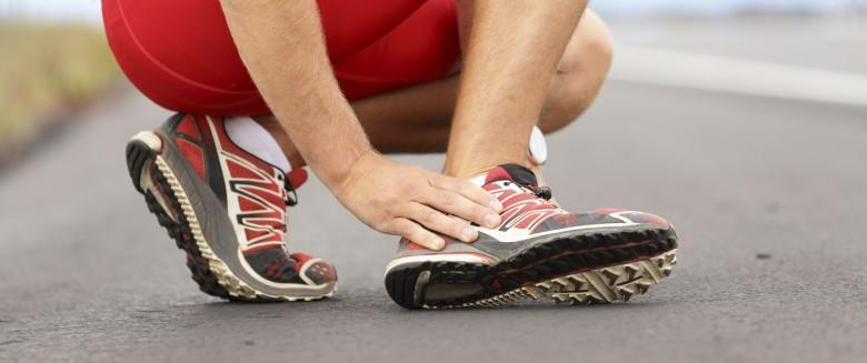 Article : Sport: 5 réflexes pour prévenir l'entorse à la cheville