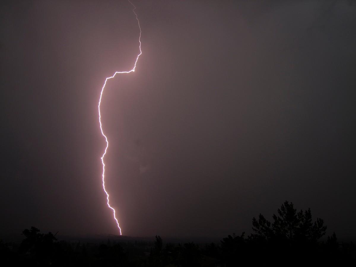 Sport en extérieur : les dangers de l'orage