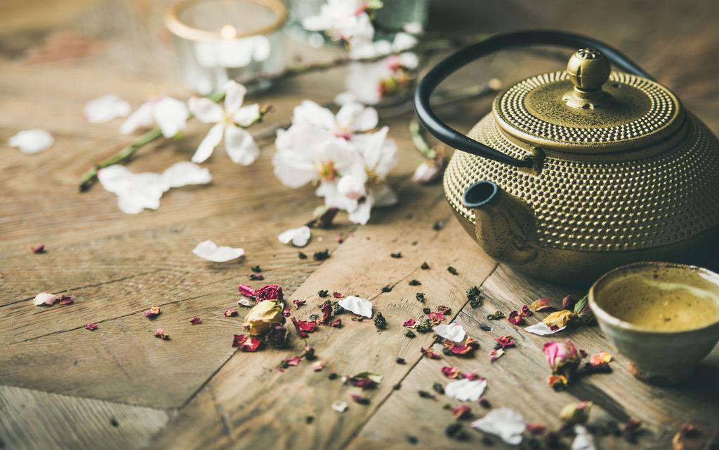 Boire son thé, un rituel à pratiquer en pleine conscience
