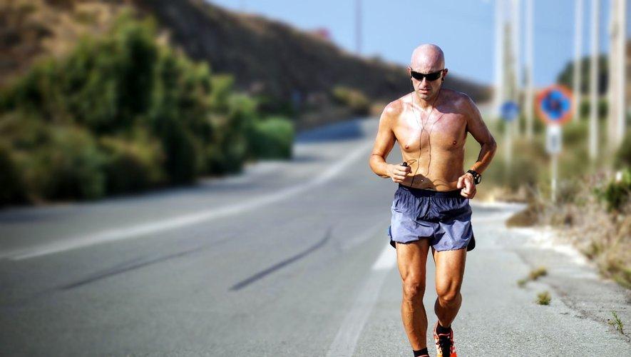 Sportifs : en été, attention au coup de chaleur