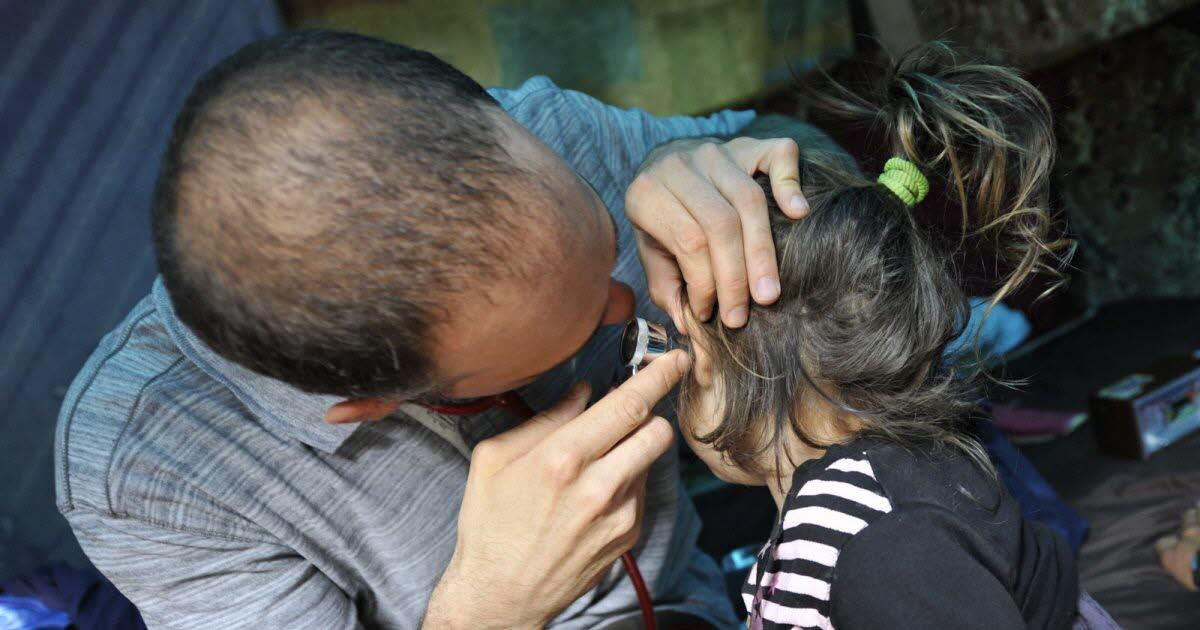 Kawasaki atypique : quatre ou cinq enfants touchés dans la région